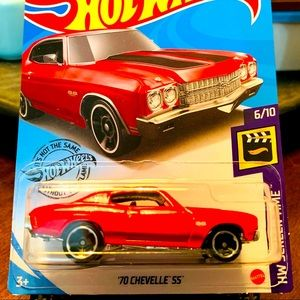 HOT WHEELS Fast and Furious '70 Chevelle SS